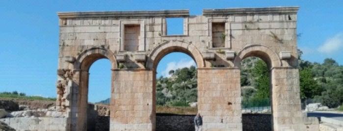 Patara Plaj is one of Antalyada gezmelik, görmelik, yüzmelik.