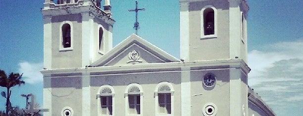 Igreja Matriz De Cascavel is one of Lugares guardados de Arquidiocese de Fortaleza.