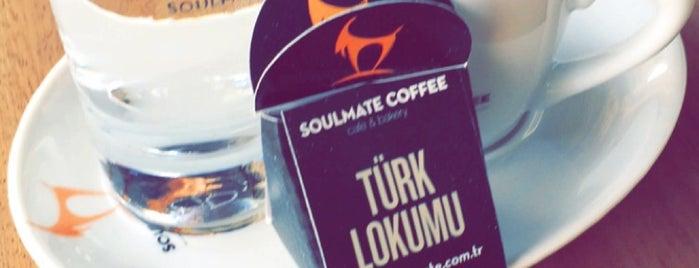 Soulmate Coffee & Bakery is one of Sabri'nin Beğendiği Mekanlar.