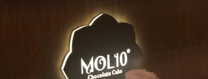 Mol10 is one of Gespeicherte Orte von Queen.