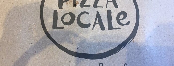 Pizza Locale is one of Turkey.
