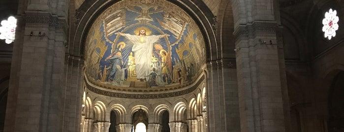Dôme de la Basilique du Sacré-Cœur is one of Posti che sono piaciuti a Armando.