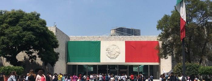 Fuente del Museo de Antropología is one of Joherly 님이 좋아한 장소.