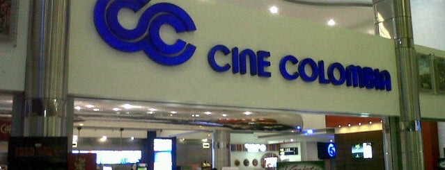 Cine Colombia is one of Best places in Bogotá, Colombia.