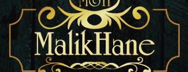 Malikhane is one of Lieux qui ont plu à tt..