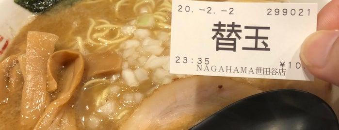 長浜らーめん 世田谷店 is one of Lieux sauvegardés par Hide.