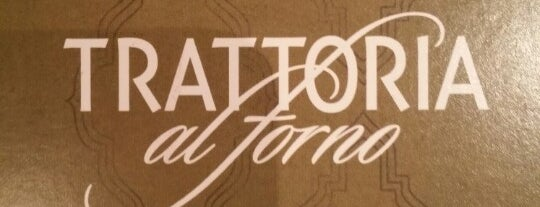 Trattoria al Forno is one of Disney.