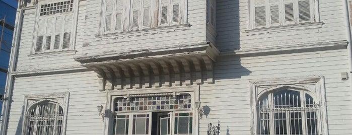 Mudanya Mütareke Evi Müzesi is one of Gokay.