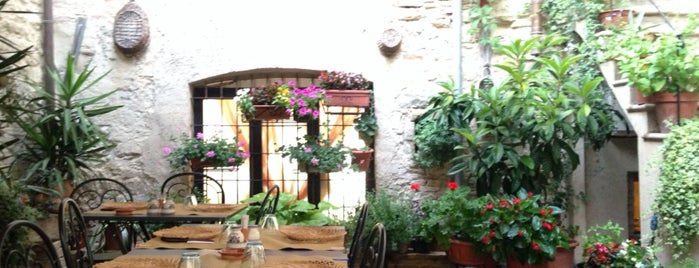 Il Grottino is one of Locais curtidos por Jen.
