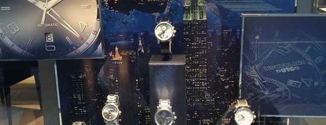 Montblanc is one of New York Shopping.