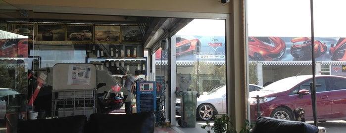 Garage Life On 4 Wheels is one of Göktürk.