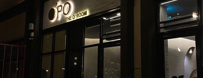 The O'Room is one of Breakfast-Brunch in Riyadh  🇸🇦.