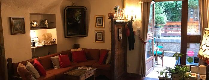 Auberge Du Choucas is one of Tous au restaurant 2012 - du 17 au 23/09.