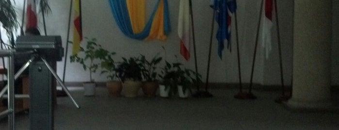 Український гуманітарний ліцей КНУ ім. Т. Шевченка (УГЛ КНУ) is one of Locais curtidos por Kateryna.