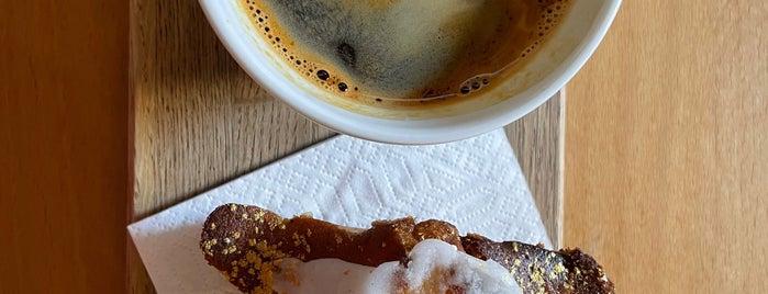 Espresso Mafia is one of Barcelona.