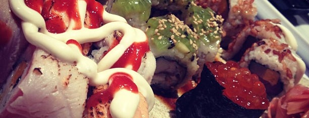 Mori Sushi is one of Sushi.