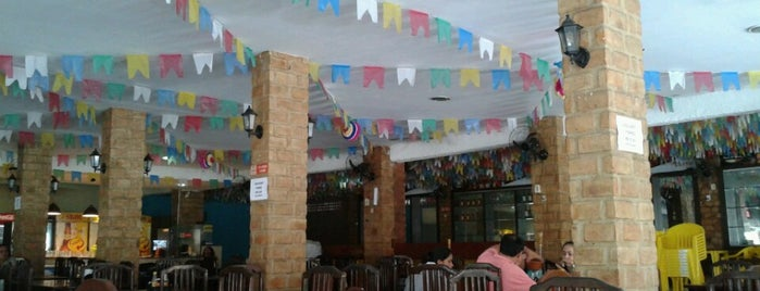 Espetão Bar e Restaurante is one of สถานที่ที่บันทึกไว้ของ Alexander.