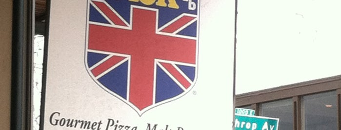 Union Jack Pub is one of Posti che sono piaciuti a David.