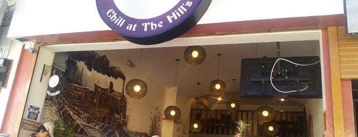 Hill Station Cafe is one of Cameron Highlands.
