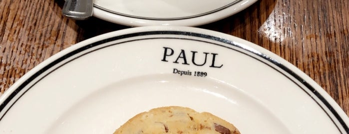PAUL Bakery is one of Le Hood.