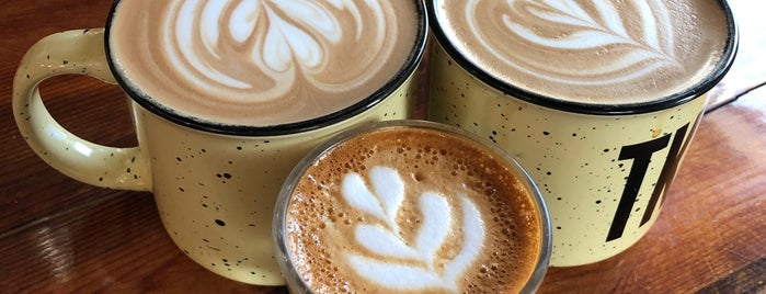 The King's Craft Coffee Co. is one of California - The Golden State (Southern).