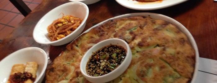 Jun Won is one of Chris' LA To-Dine List.