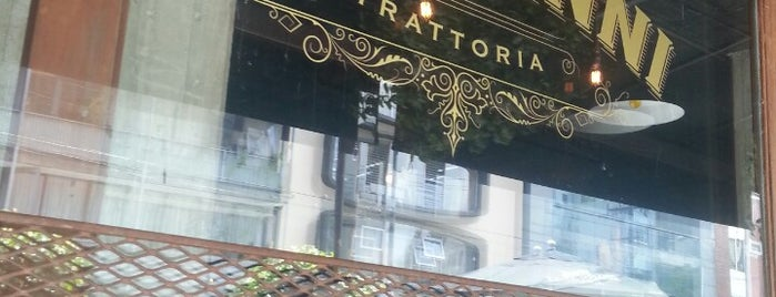 Roberto Trattoria is one of Pizza & Burger.