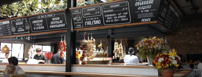 La Panka is one of Miraflores.