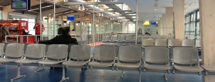 Terminal D is one of Berlin.