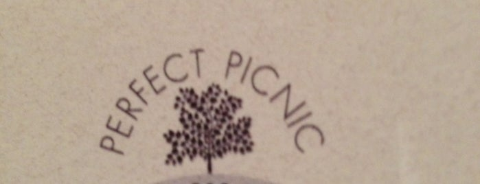 Perfect Picnic is one of places.