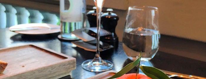 Dinner by Heston Blumenthal is one of The World's 50 Best Restaurants.