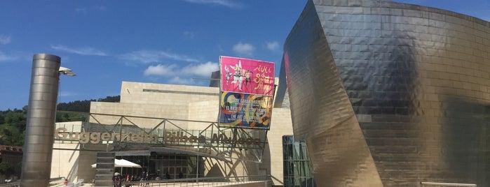 Museo Guggenheim is one of 建築マップ ヨーロッパ.