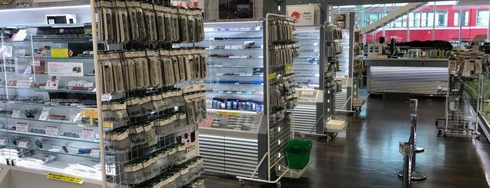 ホビーセンターカトー 東京店 is one of Lieux qui ont plu à Eric.