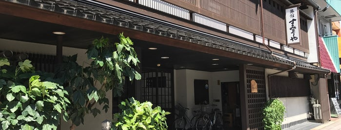 Sumiyoshi Ryokan is one of Lugares favoritos de Eric.