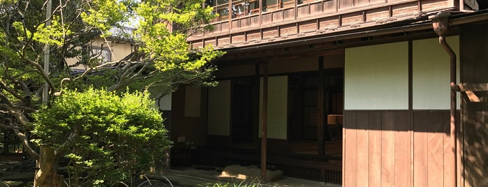 Old Site of Kurando Terashima's House (寺島蔵人邸跡) is one of Tempat yang Disukai Eric.