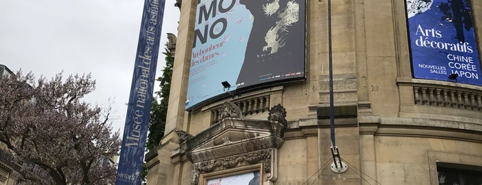 Musée Guimet – Musée National des Arts Asiatiques is one of Orte, die Eric gefallen.
