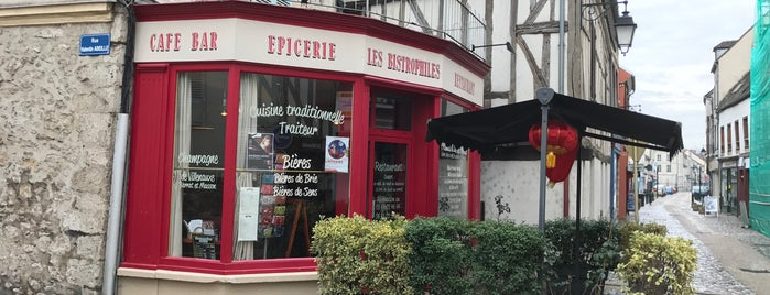 Les Bistrophiles is one of Ericさんの保存済みスポット.