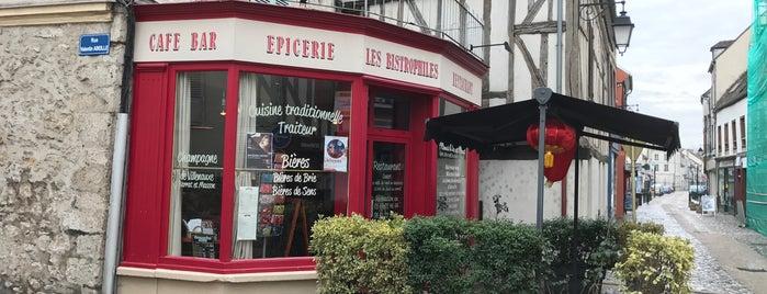 Les Bistrophiles is one of Lieux sauvegardés par Eric.
