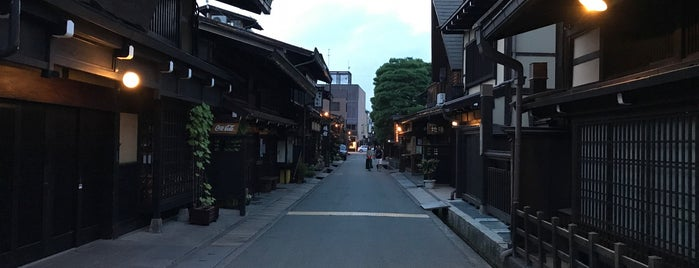 Sanmachi Suji is one of Lugares favoritos de Eric.