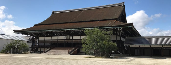 Kyoto Imperial Palace is one of Eric 님이 좋아한 장소.