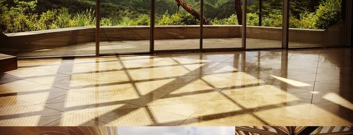 MIHO MUSEUM is one of Lugares favoritos de Eric.
