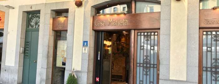 Casa Marieta is one of Orte, die Eric gefallen.