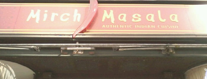 Mirch Masala is one of EATERIES.
