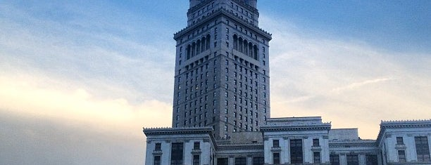 Terminal Tower is one of Cle.