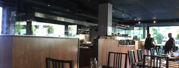 terroir kitchen is one of Vancouver.