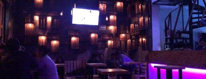 El Azotadero Shot House is one of Gespeicherte Orte von David.