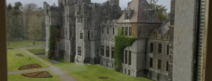 Ashford Castle is one of Small, unique hotels.