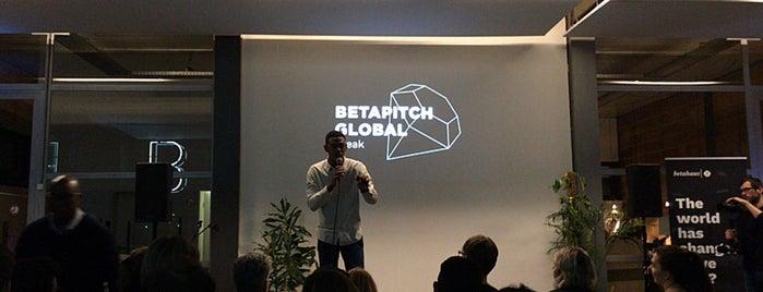 betahaus is one of Berlin Coworking.
