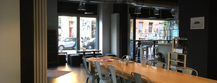 Estate Coffee is one of Orte, die Daria gefallen.