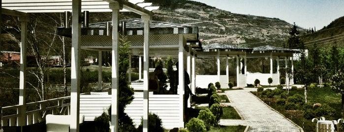 Hotel Kesos is one of Tempat yang Disukai Yalçın.